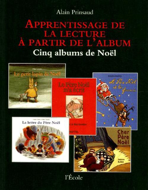 Apprentissage cinq albums noel