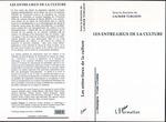 LES ENTRE-LIEUX DE LA CULTURE  - Laurier Turgeon