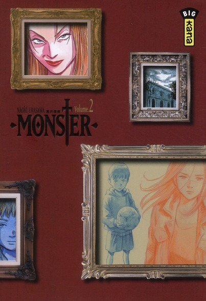 Monster - deluxe ; integrale vol.2