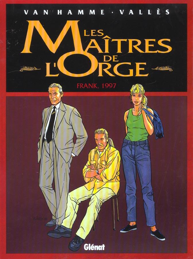 Les Maitres De L'Orge T.7 ; Frank 1997