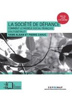 Vente Livre Numérique : La Société de défiance  - Yann Algan - Pierre Cahuc