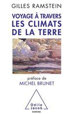 Vente EBooks : Voyage à travers les climats de la Terre  - Gilles Ramstein