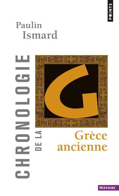 Chronologie de la Grèce antique