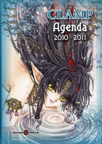 Agenda Clamp 2010/2011