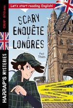 Vente Livre Numérique : Scary enquête à Londres  - Paul Thiès