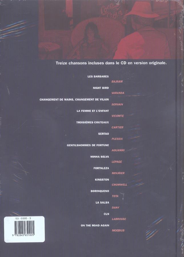 Lavilliers bd et cd