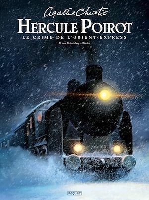 Hercule Poirot ; le crime de l'Orient Express