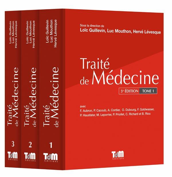 Traité de médecine ; t.1 à t.3 (5e édition)