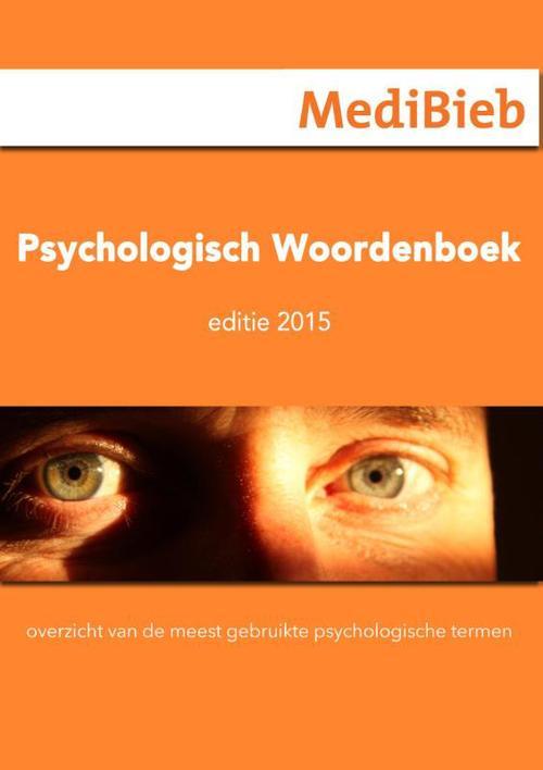 Psychologisch woordenboek / Editie 2015