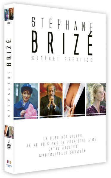 Coffret Stéphane Brizé