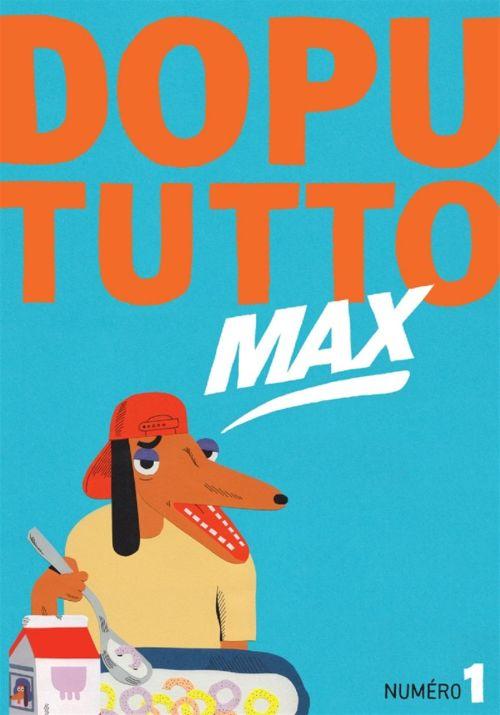 Revue Dopututto Max T.1