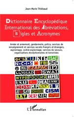 Vente Livre Numérique : Dictionnaire encyclopédique international des abréviations, sigles et acronymes  - Jean-Marie Thiébaud