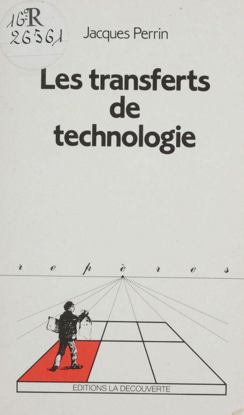 Les transferts de technologie 1984