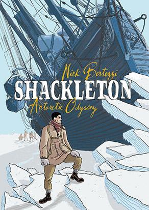 Shackleton ; l'odyssée de l'endurance