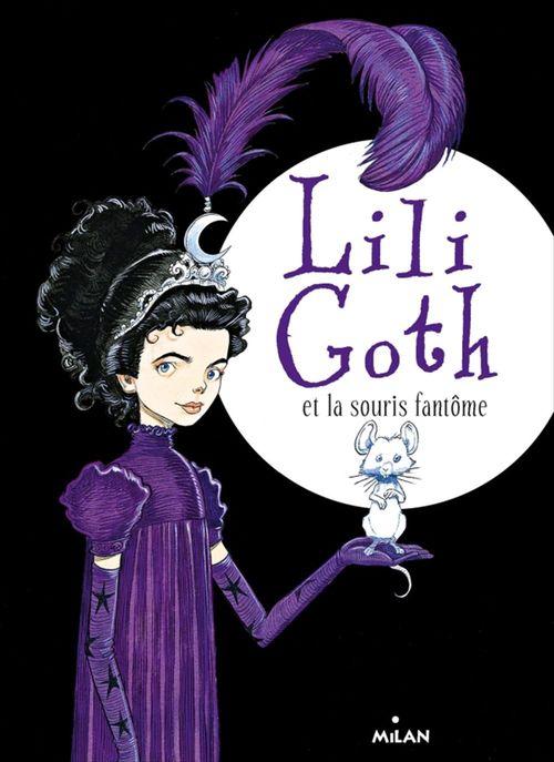 Vente EBooks : Lili Goth, Tome 01  - Amélie SARN  - Chris Riddell