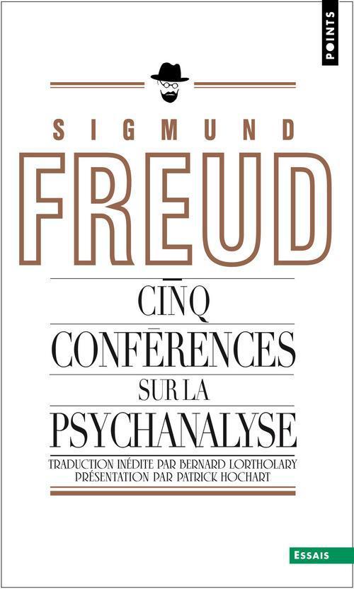 Cinq Conferences Sur La Psychanalyse