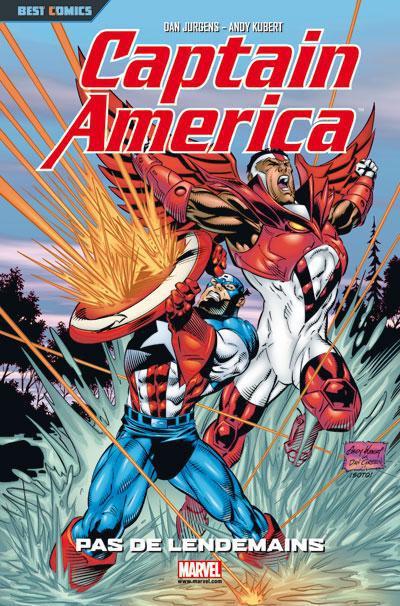Captain America T.2 ; pas de lendemains