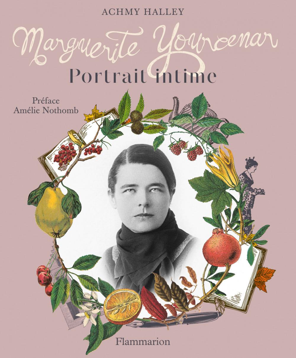 biographies et memoires - marguerite yourcenar - portrait intime