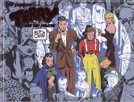 Terry et les pirates T.1 ; 1934 à 1936