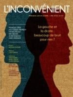 Vente EBooks : L'Inconvénient. No. 65, Été 2016  - Alain Roy - Alain Deneault - Serge Bouchard - Éric BEDARD - Monique LaRue - Mathieu, Bélisle, - Ugo Gilbert Tremblay - Mauricio S