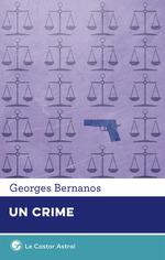 Vente Livre Numérique : Un crime  - Georges Bernanos