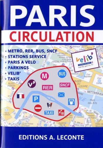 Paris ; circulation