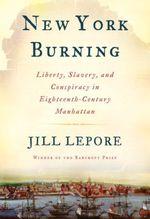 Vente Livre Numérique : New York Burning  - Jill Lepore