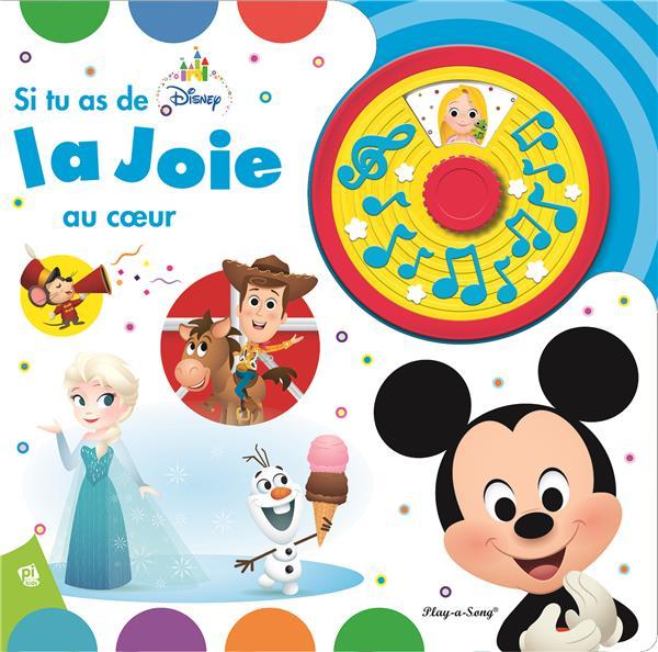 Disney Baby ; album musical