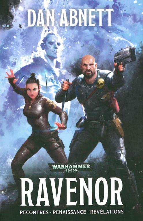 Warhammer 40.000 ; Ravenor