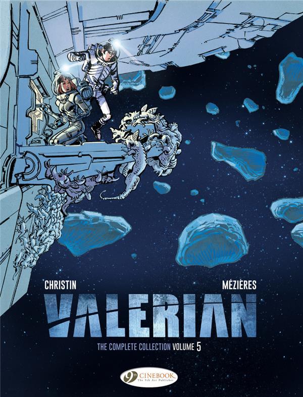 Valerian ; INTEGRALE VOL.5 ; T.13 A T.15