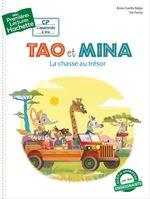 Vente EBooks : Premières lectures CP1 Tao et Mina - La chasse au trésor  - Anne-Gaëlle Balpe