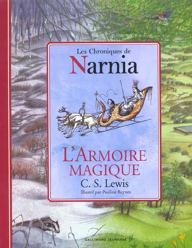 Le monde de Narnia T.2 ; le lion, la sorcière blanche et l'armoire magique