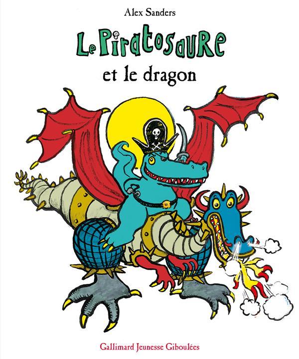 Le Piratosaure et le dragon