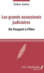 Vente Livre Numérique : Les grands assassinats judiciaires  - Didier Gallot