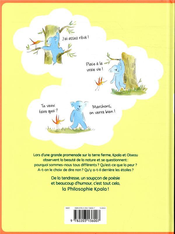la philosophie koala t.2 ; les pieds sur Terre
