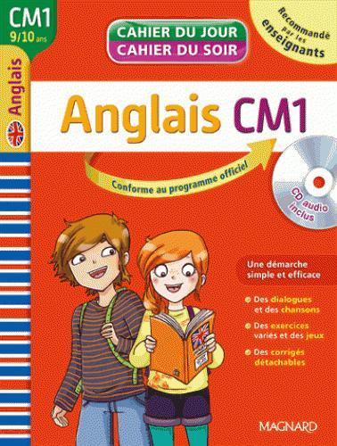 Cahiers du jour/ soir ; anglais ; CM1