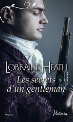 Vente Livre Numérique : Les secrets d'un gentleman  - Lorraine Heath