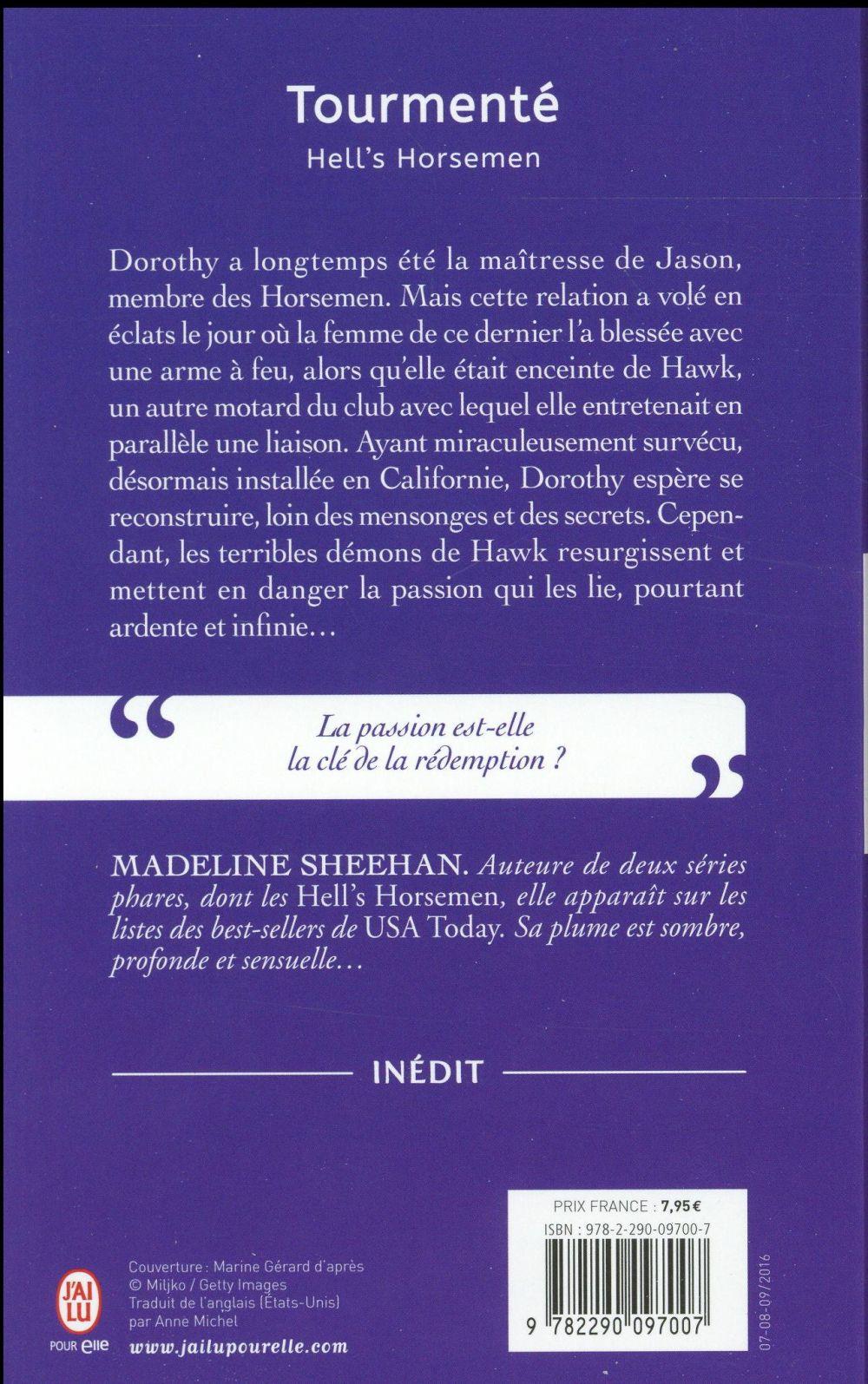 Hell's horsemen t.4 ; tourmenté