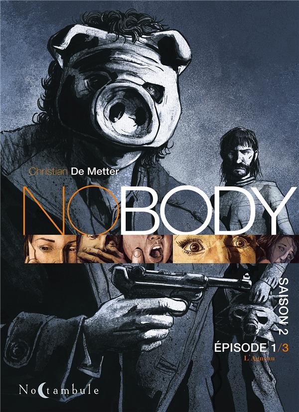 No body - saison 2 T.1 ; l'agneau