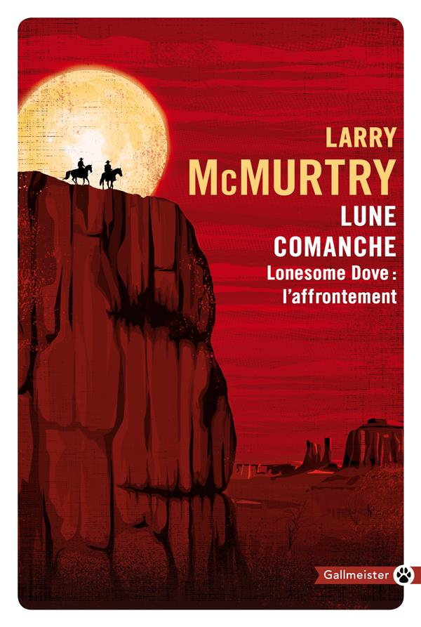 LONESOME DOVE  -  LUNE COMANCHE  -  L'AFFRONTEMENT