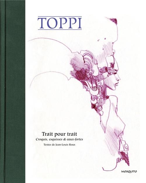 Vente EBooks : Trait pour trait  - Sergio Toppi
