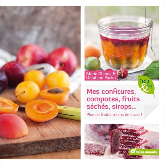 Confitures, Compotes, Fruits Seches, Sirops