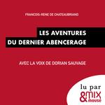 Vente AudioBook : Les aventures du dernier abencerage  - François-René de Chateaubriand