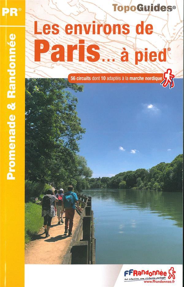 Les environs de Paris... à pied (8e édition)