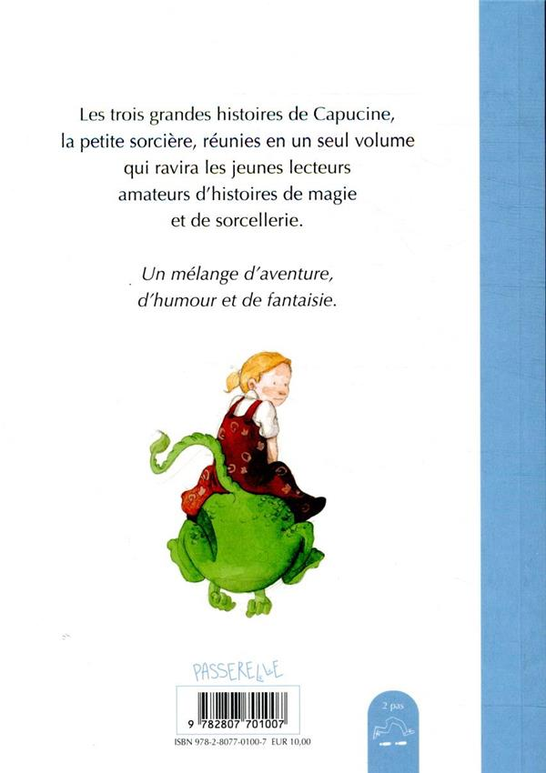 Capucine, la petite sorcière