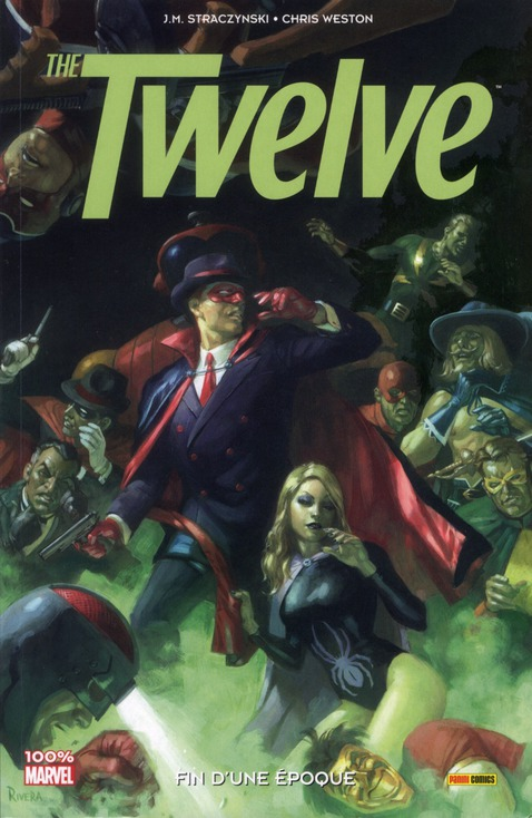 The twelve t.2 ; fin d'une époque