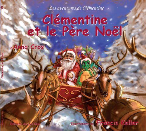 Clémentine et le Père Noël