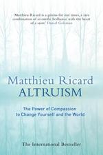 Vente Livre Numérique : Altruism  - Matthieu Ricard