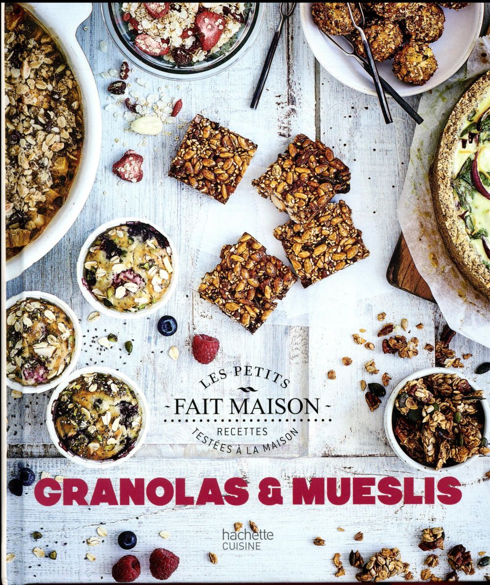 Granolas & muesli