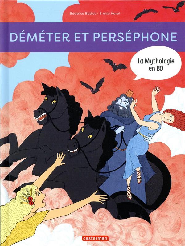 Démeter et Perséphone